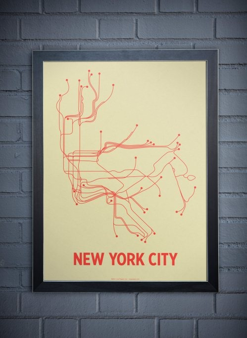 44 best Subway Wall Art (That I\'ve been on) images on Pinterest ...