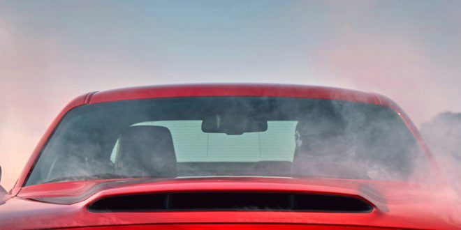 Forced Induction Shown Off in Challenger Demon Video