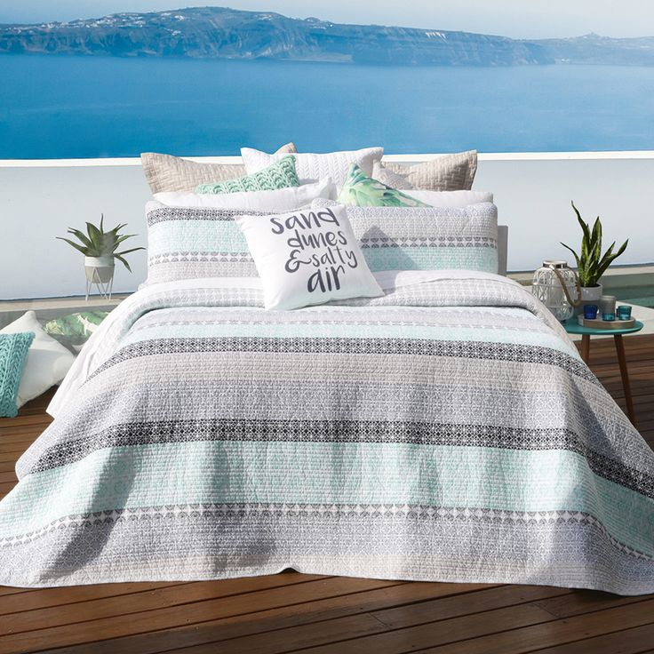 Grand Bazaar Coverlet Set - www.pillowtalk.com.au