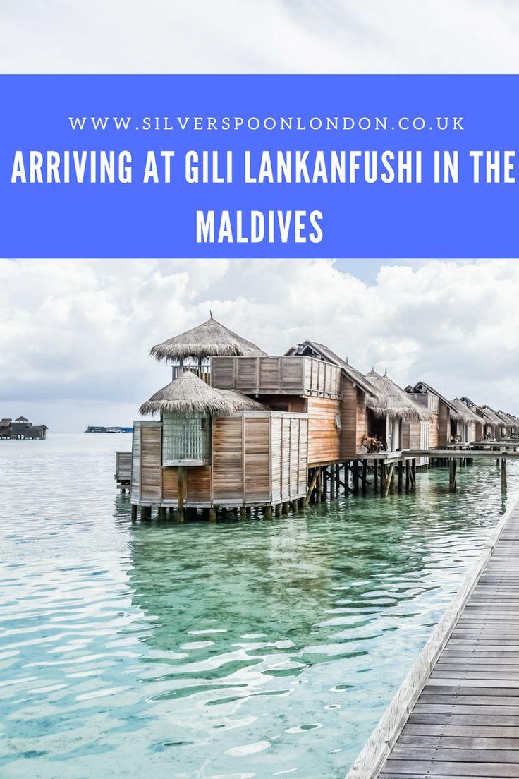 Arriving at gili lankanfushi a barefoot luxury resort in the maldives silverspoon london