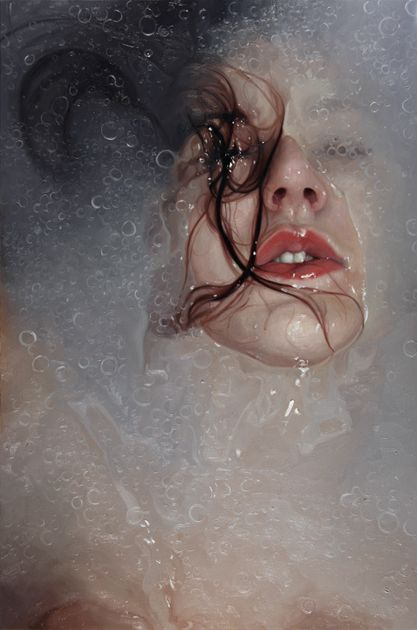 Magazine - Photoreal Paintings by Alyssa Monks