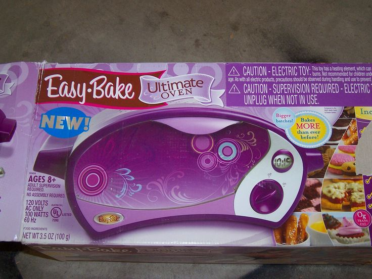 Easy Bake Oven in MiAmor's Garage Sale in El Paso , TX for $15.00. Easy Bake Oven in Excellent Condition.  Used one time.Oven only, no accessories ( pans, utensils )