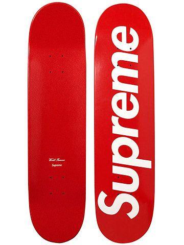 Supreme Logo Skateboards | Hypebeast