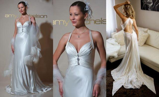 Свадебные платья Amy Michelson
