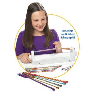 friendship bracelet machine Y121172 - Educational Toys, Specialty Toys and Games - Creative, Award Winning for Science, Math and More | Young Explorers