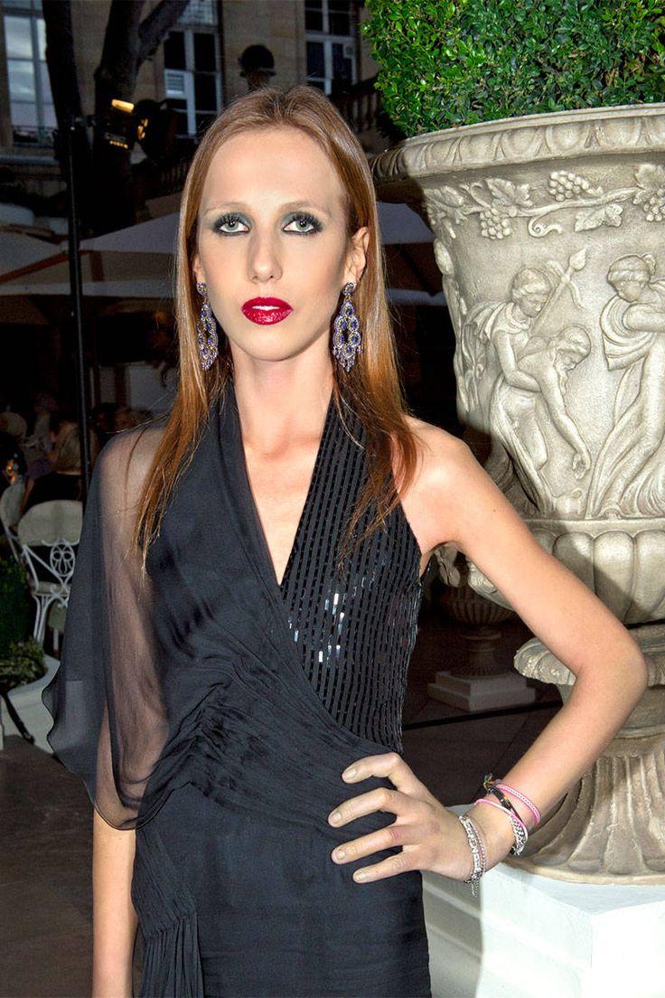 The Heiress Apparent: Allegra Versace, 26