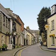 Lostwithiel, Cornwall