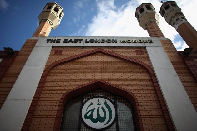 LONDON, ENGLAND:  The London Muslim Centre is one of the largest mosques in the United Kingdom.