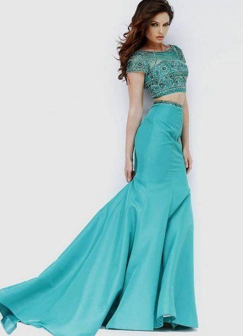 Модный тренд года: красивые платья кроп-топ фото, модные платья сrop-top новинки