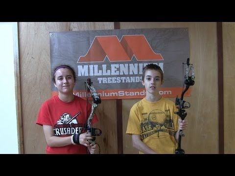 Kids and their PSE Bows - Season 3, Webisode 13: Gabbie and Tad are going to chase Whitetails this fall with their PSE bows. Gabbie is shooting a Rally while Tad has a Chaos One. Watch this webisode as they shoot their PSE bows and talk about the sponsor's gear we will be using for the 2013 season.