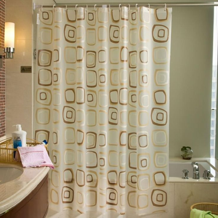 1000 Ideas About Modern Shower Curtains On Pinterest