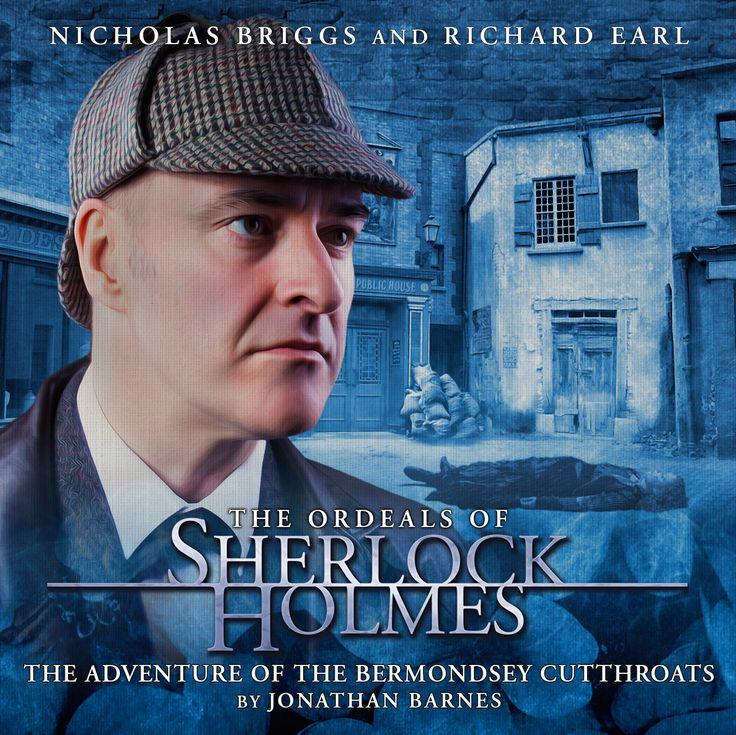 3.03. The Adventure of the Bermondsey Cutthroats