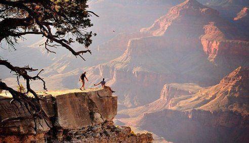 Гранд-Каньон, Аризона, США