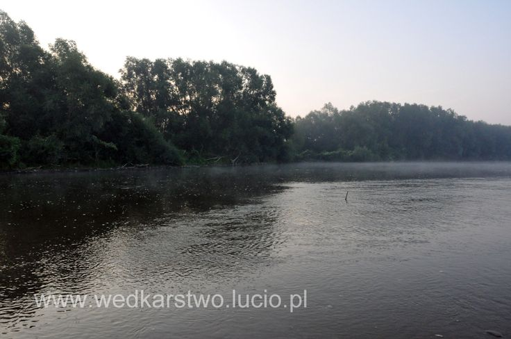 The San river in Poland
