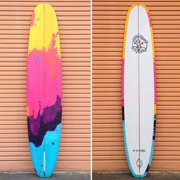 AUCTION NOW ON  bid on a Stevie Gee x Dead Kooks longboard with profits going to Save The Kimberly