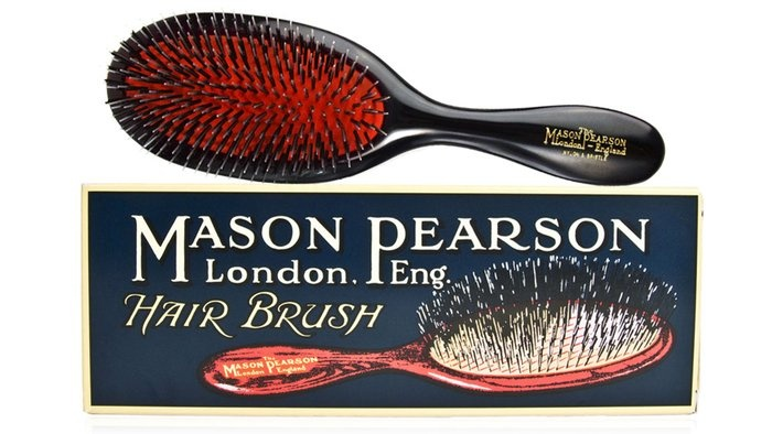 Mason Pearson Hair Brush from London England.....in business 130 years .: Masons, Hairs, Popular Mixture, Brushes, Masonpearson, Pearson Hairbrush, Pearson Popular