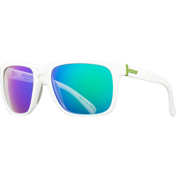 VonZipper Lomax Sunglasses ($44) ❤ liked on Polyvore featuring accessories, eyewear, sunglasses, vonzipper glasses, vonzipper sunglasses and vonzipper