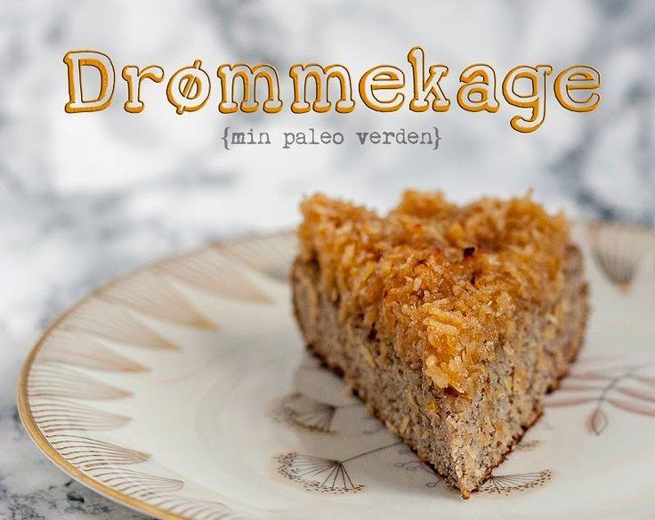 Min paleo verden: Drømmekage