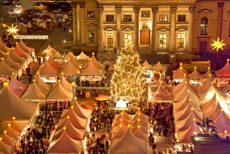 Most Beautiful Christmas Markets in Germany [Berlin]