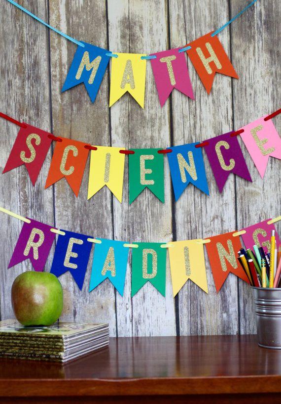 Classroom banner teacher banner remote learning banner