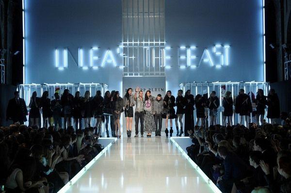Milano Moda Donna 2012: il glam excess di Philipp Plein, le foto della sfilata