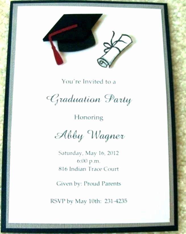 Graduation Invitation Templates 2016 Awesome 37 Standard Blank Graduation Invitation Graduation Invitations Template Graduation Invitations Invitation Template