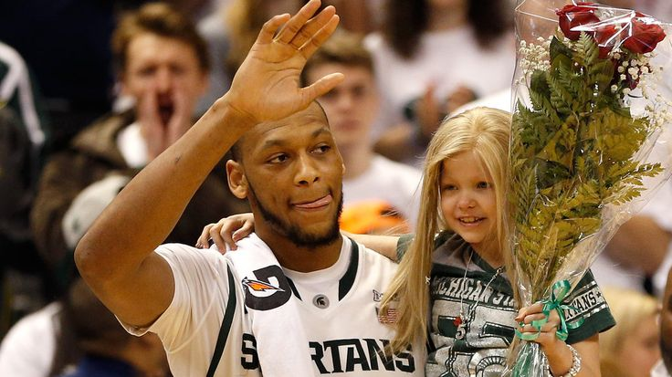 The lessons of Princess Lacey: What one 8-year-old who lost her battle with cancer taught us about ourselves. http://www.sbnation.com/college-basketball/2014/4/10/5599762/princess-lacey-holsworth-adreian-payne-michigan-state