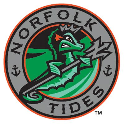 Norfolk Tides, Triple A affiliate of the Baltimore Orioles