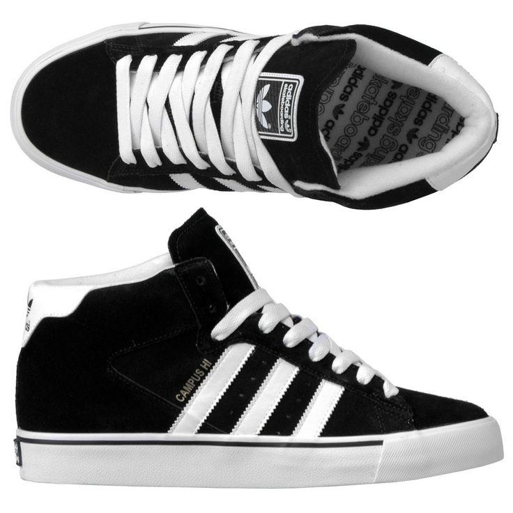 adidas skate shoes high tops 6298e11641f3