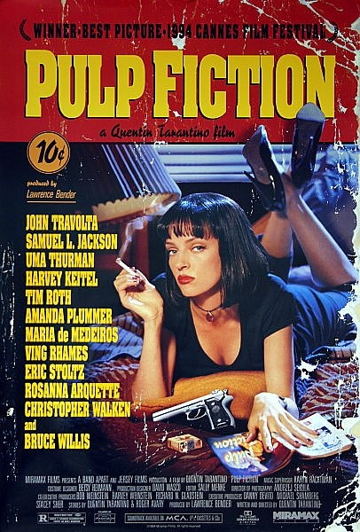 film comparisson pulp fiction 1994 Watch free pulp fiction (1994) online full movie with english subtitle on watchfreeto stream pulp fiction online and watch free.
