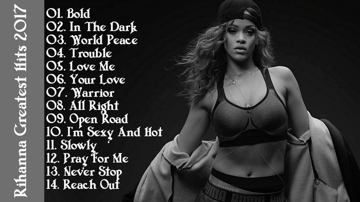 Rihanna Greatest Hits Cover 2017 -   Best Of Rihanna Playlist 2017