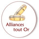Alliances or - Bijoux en or yvan de vechy, bagues or, alliances or, pendentifs or, boucles or, colliers or...