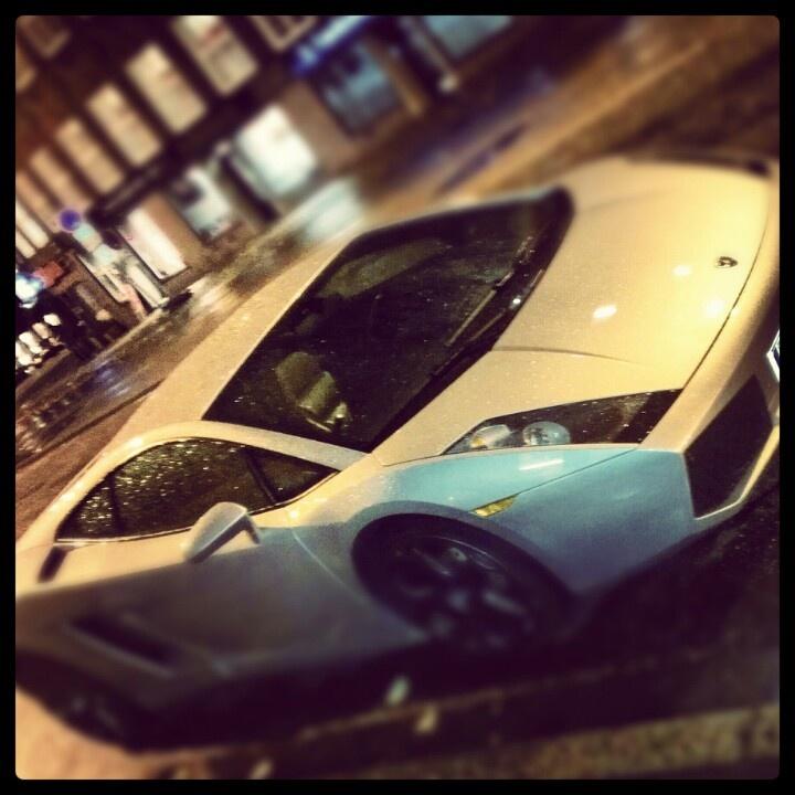 #Lamborghini Gallardo @ Hamburg