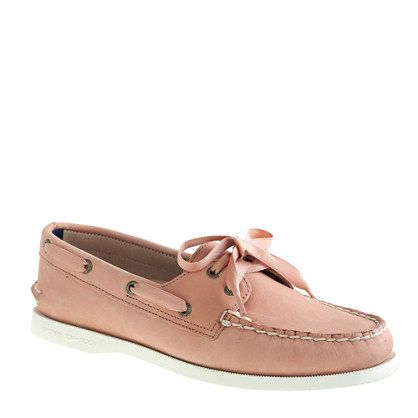 Sperry Top-Sider® for J.Crew Authentic Original bow boat shoes - boat shoes - Women's shoes - J.Crew