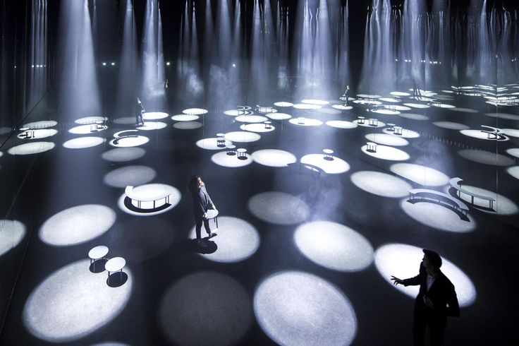 """Gallery of Sou Fujimoto Installs a """"Forest of Light"""" for COS at 2016 Salone del…"""