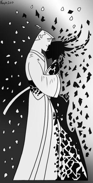 Ashi Samurai Jack | Tumblr