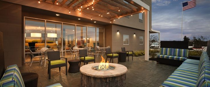 Home2 Suites by Hilton Houston Pasadena Hotel, TX - Fire Pits