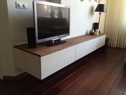 TV en audiomeubels | M. van den Akker Maatinterieur Den Bosch - Maatinterieurs Den Bosch | M. van den Akker Maatinterieur Den Bosch