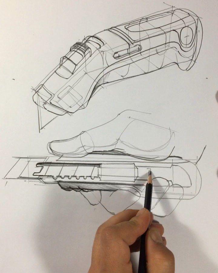 Design Industriel In 2020 Design Industrial Design Sketch Book
