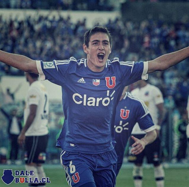 ´Matias Rodriguez vuelve a la uDeChile.