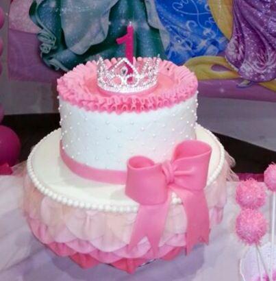 Torta principesse princes