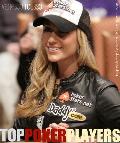 Vanessa Rousso Poker Player Profile - Famous Top Poker Players