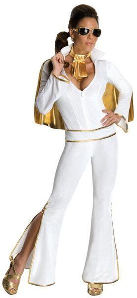 Naamiaisasu; Miss Elvis | Naamiaismaailma