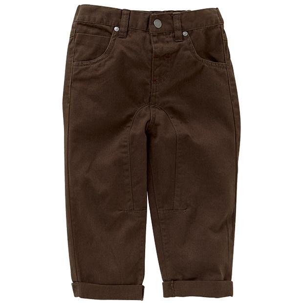 Boys' 3 Piece Tee, Cardigan & Pant Set - Brown Bear