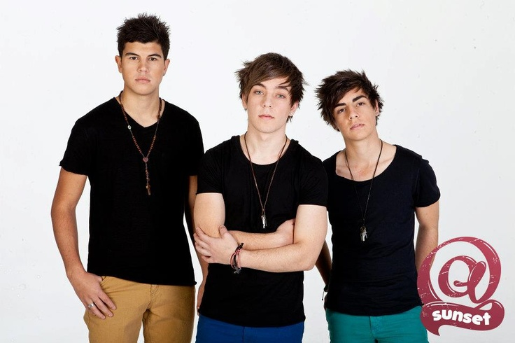 At Sunset!!! Love them so much.  This is with the old member but now we have Tom