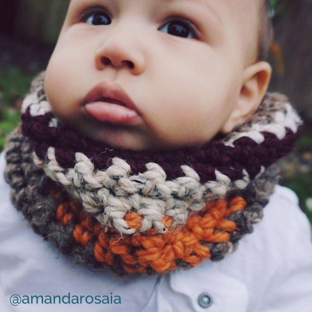 My baby boy :) #cowl #fashionbaby #winter