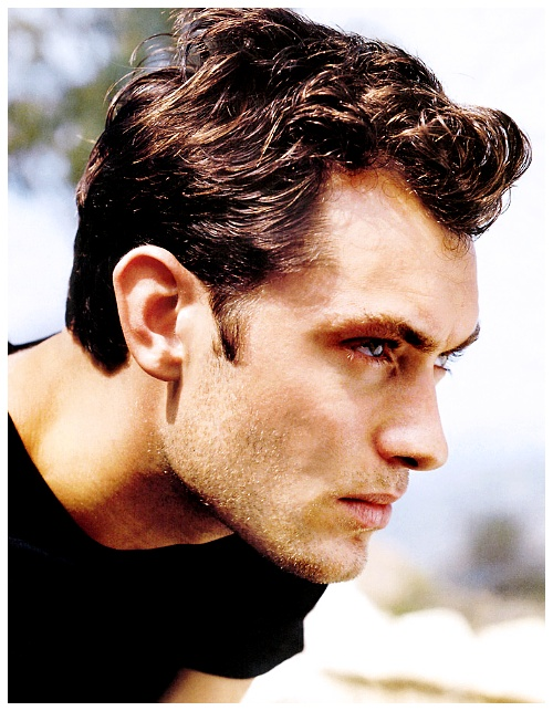 Jude Law. Is it just me, or is it getting hot in here?: Jude Law, Judelaw, Boys, Hey Jude, Hair Style, Actor, Handsome, Beautiful People, Hot Guys