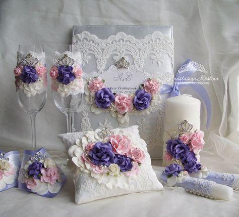 Свадебные комплекты