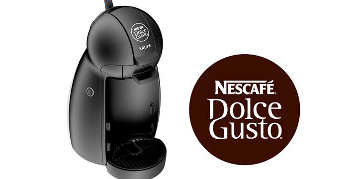 Cafetera Krups Dolce Gusto Piccolo. AHORRO 38%. 42.70€. #ofertas #descuentos
