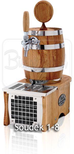 Biertap Lindr SOUDEK 1/8  Biertap Lindr SOUDEK 1/8 Professionle biertap van Lindr model SOUDEK 1/8. Zeer luxe biertap voorzien van eikenhout en RVS frame binnenin. De tapcapciteit van deze biertap is 20 liter per uur en binnen 5 minuten na aansluiten is deze biertap op temperatuur en klaar voor gebruik. Door zijn unieke design springt de Lindr Soudek 1/8 biertap gelijk in het oog. De eikenhouten ton van deze biertap is met de hand vervaardigd. De Lindr Soudek 1/8 is ideaal als thuistap voor…
